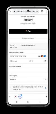 pantalla de pago con tarjeta- sistema de pedidos readyme.png
