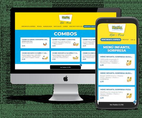 sistema de pedidos online para franquicias